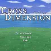 CROSS DIMENSIONの画像