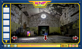 Knf Old Creepy Mental Hospital Escapeのゲーム画面「Knf Old Creepy Mental Hospital Escape」