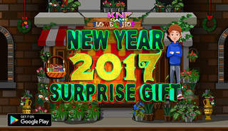 Knf New Year 2017 Surprise Giftのゲーム画面「Knf New Year 2017 Surprise Gift」