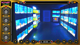 Knf Escape From a Fish Shopのゲーム画面「Knf Escape From a Fish Shop」
