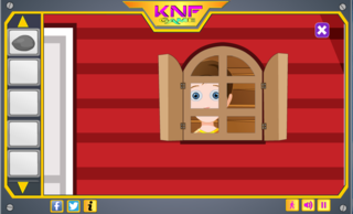 KNF Little Johny -House escapeのゲーム画面「」