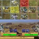 戦闘画面 簡単操作でサクサク展開