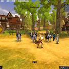 牛にも乗れる生活系オンラインRPG