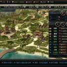 戦略三国志のプレイ画面はキレイ