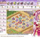 WEB恋姫†夢想のゲーム画面