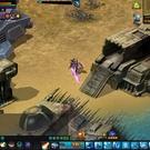 フルメタルライドのゲーム画面