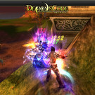 DEMONS CODEの画面