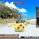 くろネコONLINEのゲーム画面