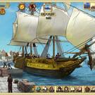 エイジオブオーシャンのゲーム画面