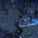 ナイツオブキングダムのゲーム画面