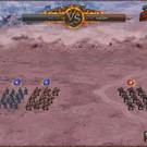 三国志SAGA~戦火の嵐~の戦闘