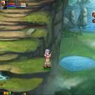 ブレイドオブドラゴンのゲーム画面