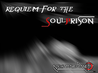 Requiem For the SoulPrisonのゲーム画面「タイトル画面。」