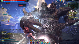「TERA」The Exiled Realm of Arboreaのゲーム画面「「TERA」のゲーム画面」