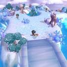 晴空物語のゲーム画面