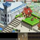 剣と魔法のログレスのゲーム画面