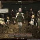ウィザードリィオンラインのキャラクター選択