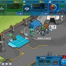 コズミックコマンダーのゲーム画面