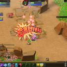 戦闘のイメージ