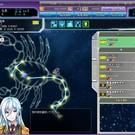 星海のゲーム画面