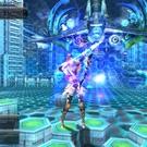 時空漂流のゲーム画面