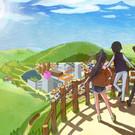 ゲームタイトル画面