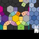 カラフルな多角形マインスイーパー  ランキング付