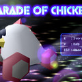 Parade of Chickenのイメージ