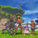 ティアラ コンチェルトのゲーム画面