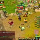王国日記のゲーム画面