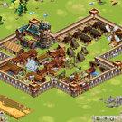 Goodgame Empireのゲーム画面