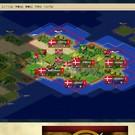 ポルトガル竜騎兵団がデンマークに進軍