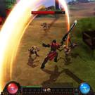 KRITIKA(クリティカ)のゲーム画面