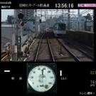 阪神8000系特急 運転画面