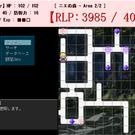 ゲーム中画面(ダンジョン移動)