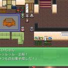 いくつかのステージ(記憶)に分かれています。主人公は画面中央の少女。