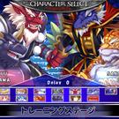 豊富なキャラクターによるタッグマッチ!