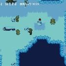 大変シンプルなアクションシーン。雑魚を狙い撃て!