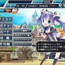 エンジェリックサーガのゲーム画面