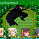 怪しげな黒い影との戦い!