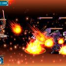 少女とドラゴンのゲーム画面
