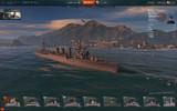 World of Warships(ワールドオブウォーシップス)の画像