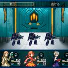 戦闘画面。