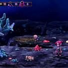プレイヤーが主人公を導くマップ画面