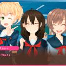 主人公「佐山 透」が様々なヒロインと出会い、一緒に悩み、 恋を進展させる選択形式ADVゲーム