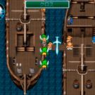 戦略パズルRPG。敵と交互にマップを移動しながら戦います。