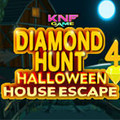 Diamond Hunt 4 Halloween House Escapeのイメージ