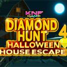 Diamond Hunt 4 Halloween House Escape