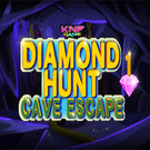 Diamond Hunt 1Cave Escape
