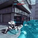 攻殻機動隊S.A.C. ONLINEのゲーム画面
